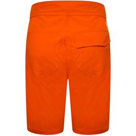 Dare 2b Reprise Shorts Kids blaze orange/dark denim